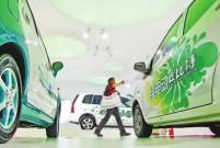 新能源汽車納入1號文件被重點部署